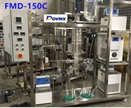 CBD/THC連續生產型分子蒸餾