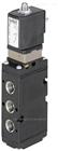 类型 6519德国宝德BURKERT先导式二位五通三通电磁阀
