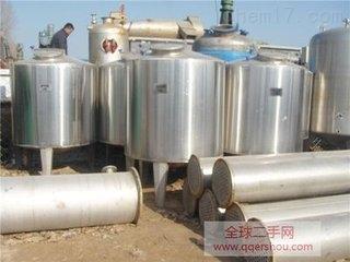 海南藏族自治州二手多效蒸发器