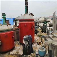 二手20吨钛材反应釜供应