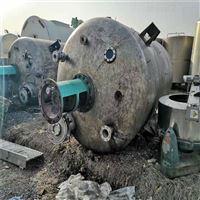 长期出售二手20吨钛材反应釜