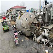 梁山长期低价出售二手30吨钛釜