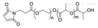 PLA-PEG-MAL,MW:2000.3400/三嵌段共聚物