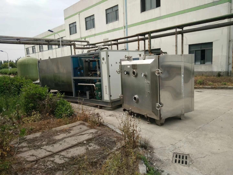 回收二手冻干机二手冻干机回收、价格、厂家、型号