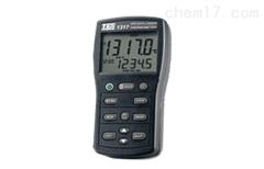 TES-1317白金电阻温度表常用指南