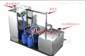 气浮式全自动隔油提升设备