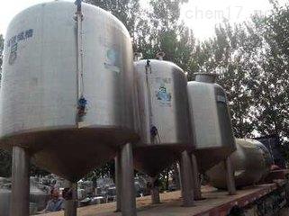 二手制药厂设备中药提取罐回收公司