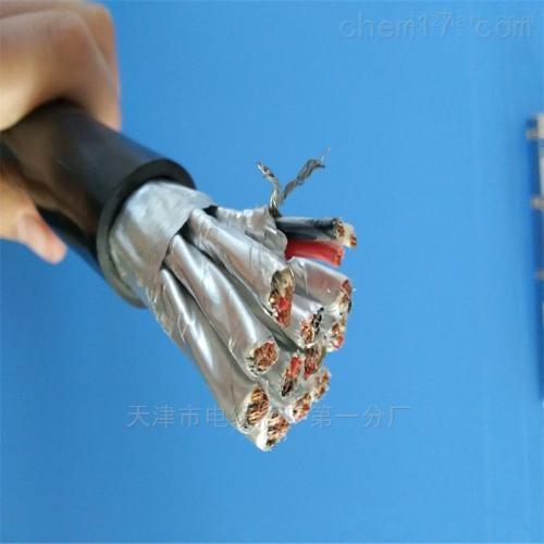 RS485通讯线 镀锡铜 双绞双屏蔽电缆