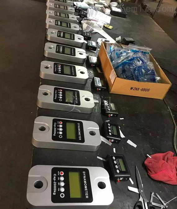 2吨数显拉力仪,上海工厂3吨无线测力仪价格