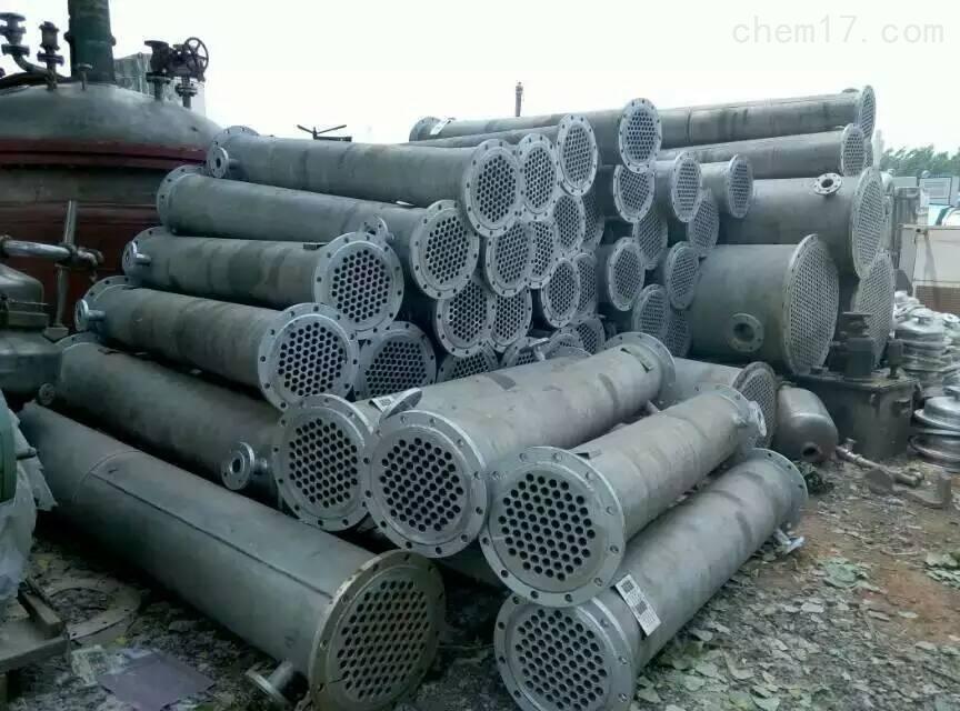 上门回收钛材列管冷凝器