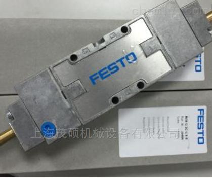 德国FESTO电磁阀163142 CPE18-M1H-5L-1/4