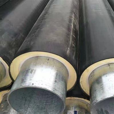 哈爾濱鍍鋅聚氨酯保溫管