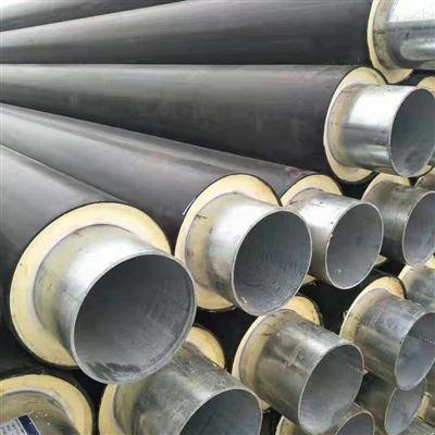 聚氨酯發泡鍍鋅保溫鋼管