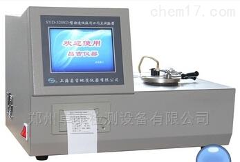 SYD-5208D郑州昌吉自动快速高温闭口闪点试验器