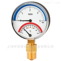 100.0x, 100.1x用于压力和温度测量威卡WIKA温度压力计