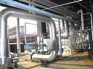 铁皮保温管道保温施工安装