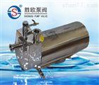 不锈钢卫生自吸泵