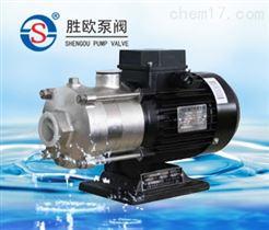 CHLF型不銹鋼離心泵