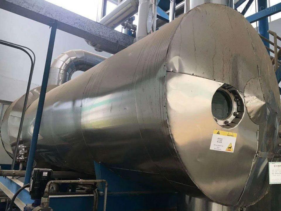 低价出售二手MVR强制循环蒸发器