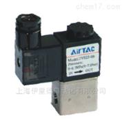 2V系列流体控制阀台湾亚德客AIRTAC流体控制阀