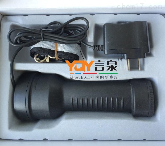 河北BJQ3200LED3W锂电池充电应急手电筒