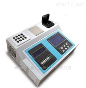 JC-201D/301D/401DD款一体式多参数水质分析仪