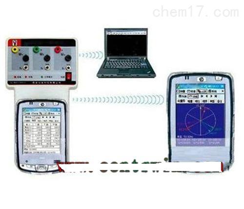 智能三相电力参数测试仪