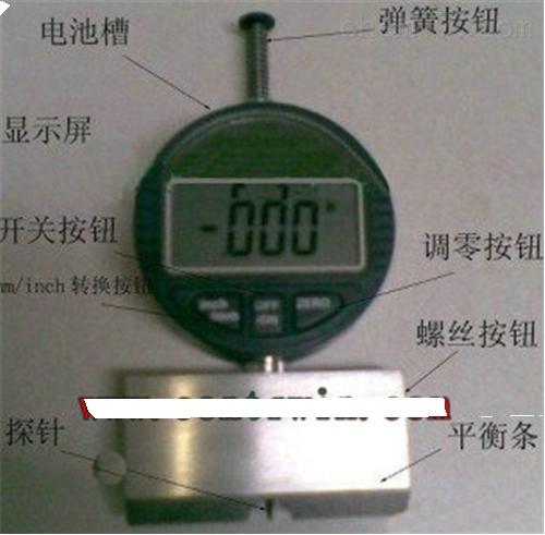 ZH7787数显腐蚀凹坑深度仪
