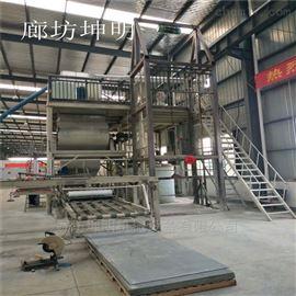 th001新型水泥基匀质板设备全套设备生产直销