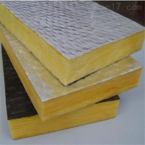 铝箔贴面岩棉复合板厂家