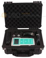 手持超聲波流量計SGDF6100-EH手持多普勒外夾式超聲波流量計