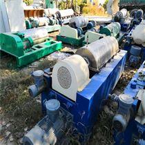 长期出售二手污水处理卧螺离心机