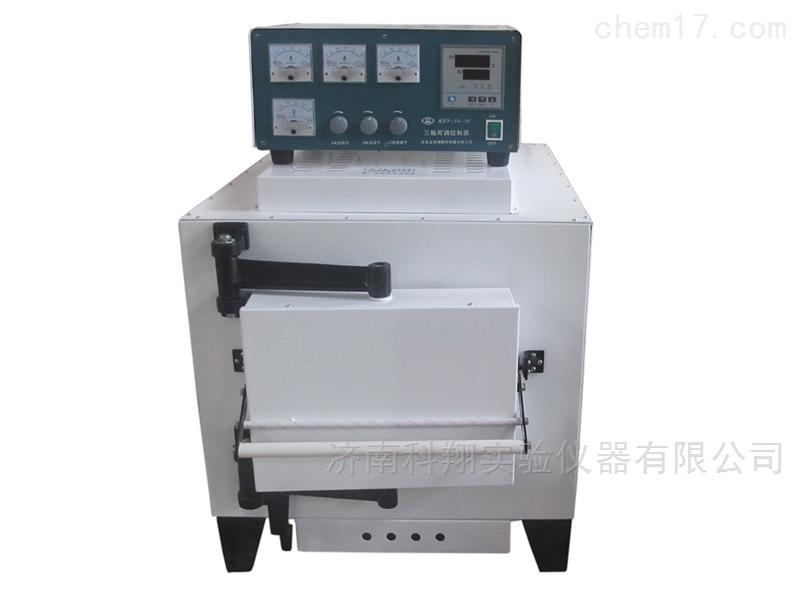 SX-4-10马弗炉高温箱式电阻炉1000℃