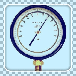 YXC-150BF不锈钢耐震压力表