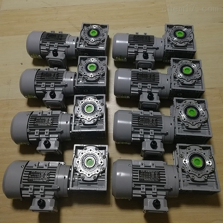 RV063-20-1.1KW-90B14铝壳蜗轮减速电机