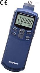 日本小野输入型数字便携式转速表HT-6200