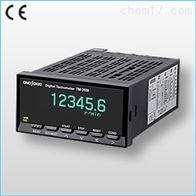 日本小野数字转速表TM-3110