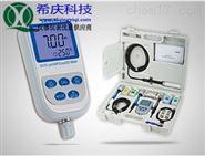 上海SX751便攜式pH/ORP/電導率/溶解氧儀