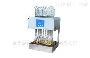 JC-102(12孔)重铬酸钾法微晶玻璃消解器