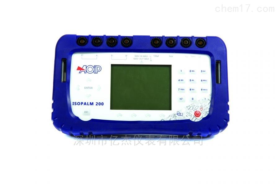 AOIP电缆故障定位仪ISOPALM 200