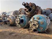北京常年回收二手不锈钢反应釜