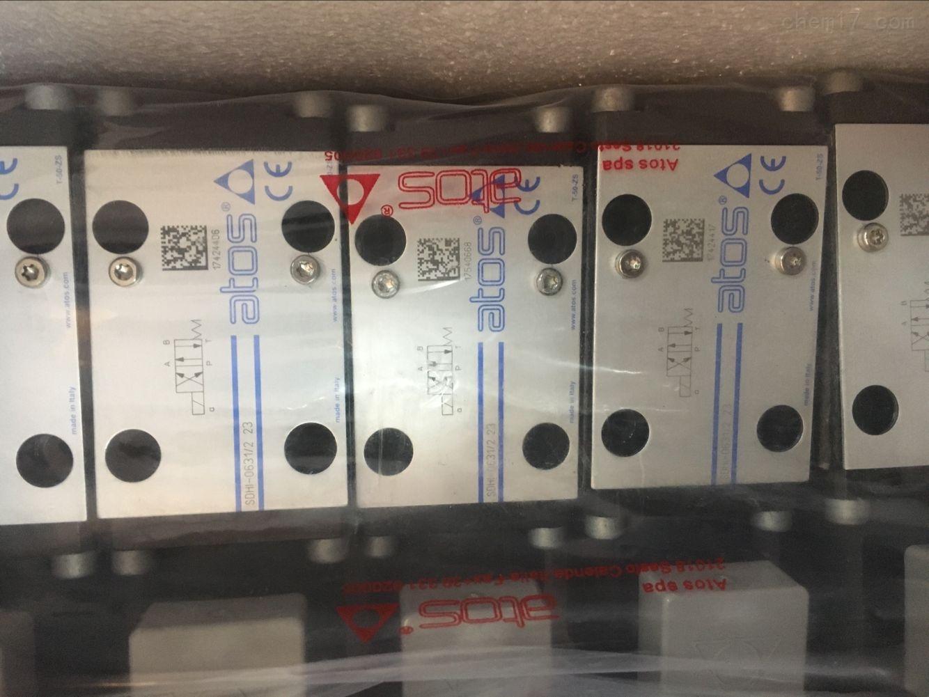 ATOS电磁阀DPZO-AE-273-D5 30