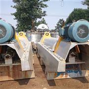 各种型号低价转让二手卧式螺旋沉降污泥处理离心机