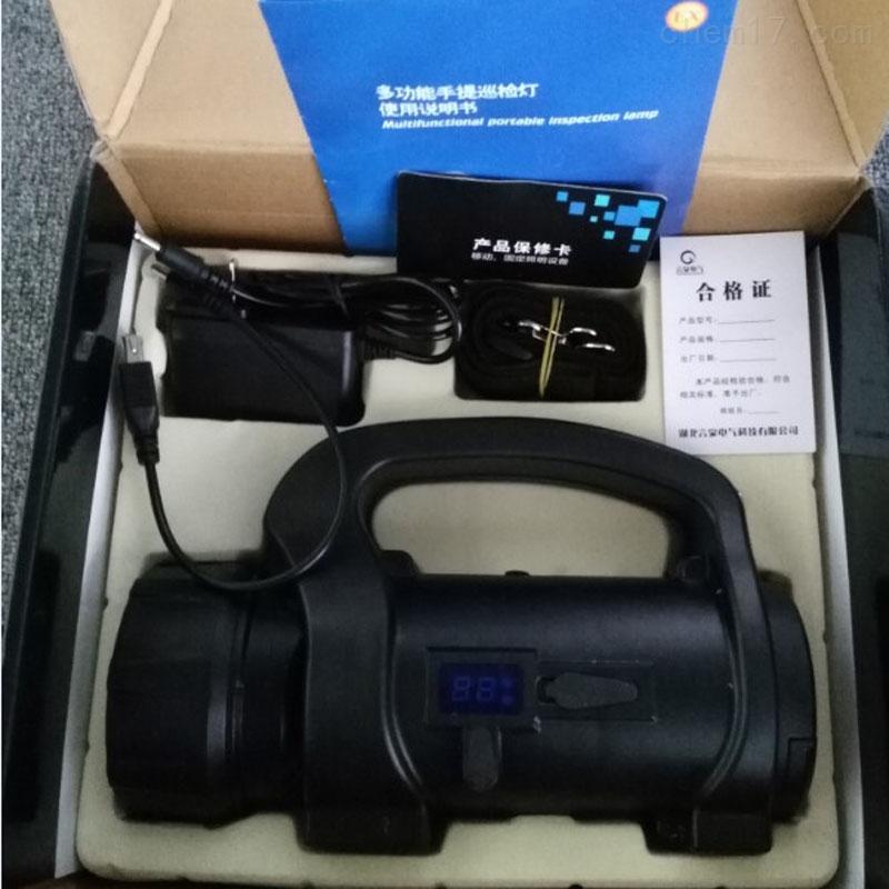 RWX2510远距离照射手提强光照明手摇发电灯