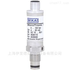 M-10, M-11标准型或带平嵌隔膜威卡WIKA微型压力变送器