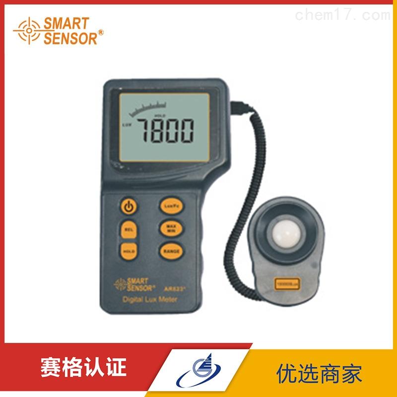 希瑪分體式照度計