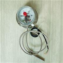 不锈钢电接点径向压力式温度计