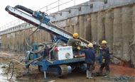 扬州深水井钻探施工,打探测井