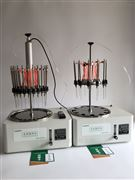 圓形氮吹濃縮裝置電動升降水浴氮吹儀