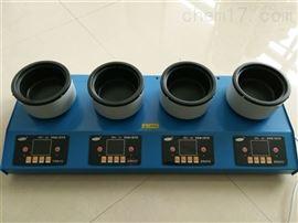ZNCL-DLG數顯多聯磁力攪拌加熱鍋